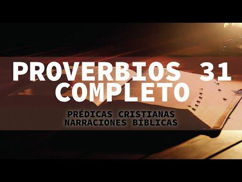 PROVERBIOS 31 | LA MUJER VIRTUOSA