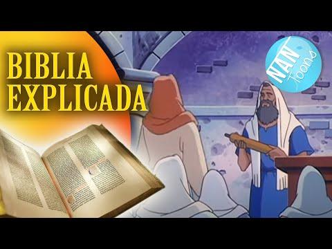 Quiénes fueron los profetas? Profetas mayores y menores   BIBLIA EXPLICADA   Biblia para niños