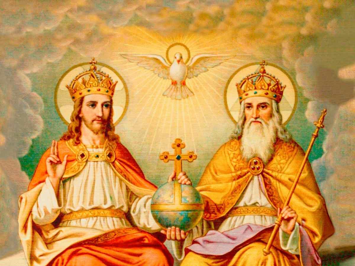 dios en el cristianismo