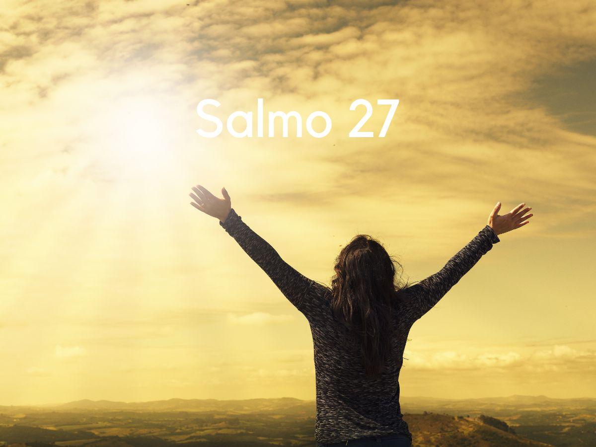 Salmo 27 de la Biblia Católica