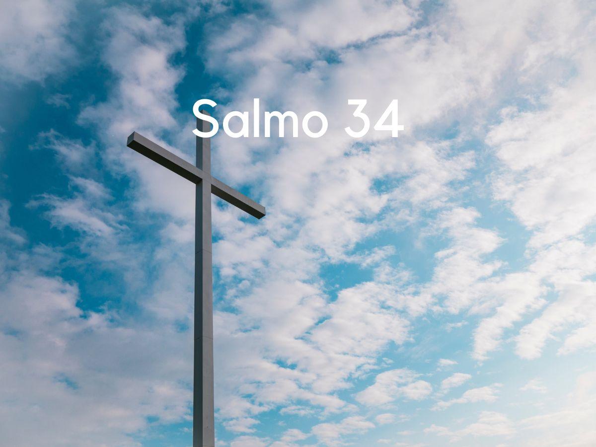 Salmo 34 Completo Reina Valera