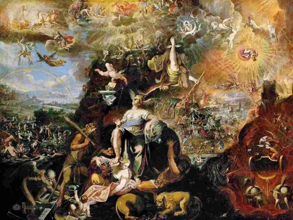 El Apocalipsis según la Biblia católica