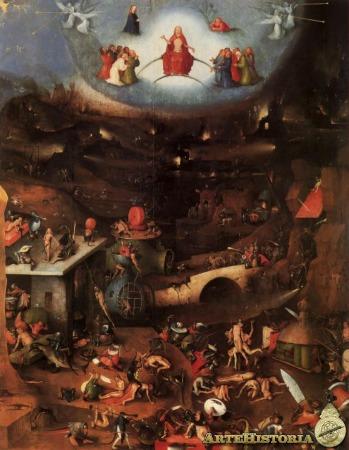 El Juicio Final - infierno biblia