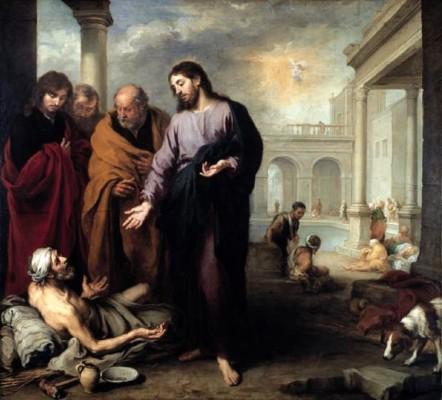 milagro jesus paralitico discapacitado
